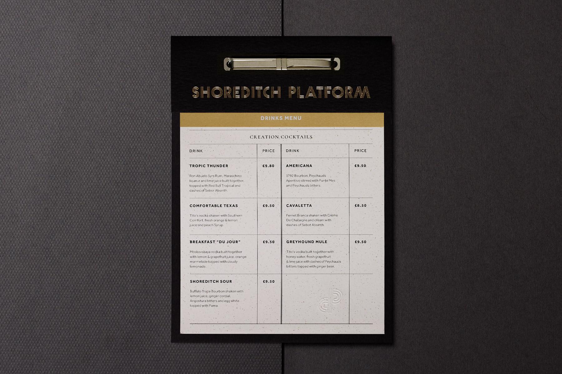 Shoreditch Platform – Studio AS-CC
