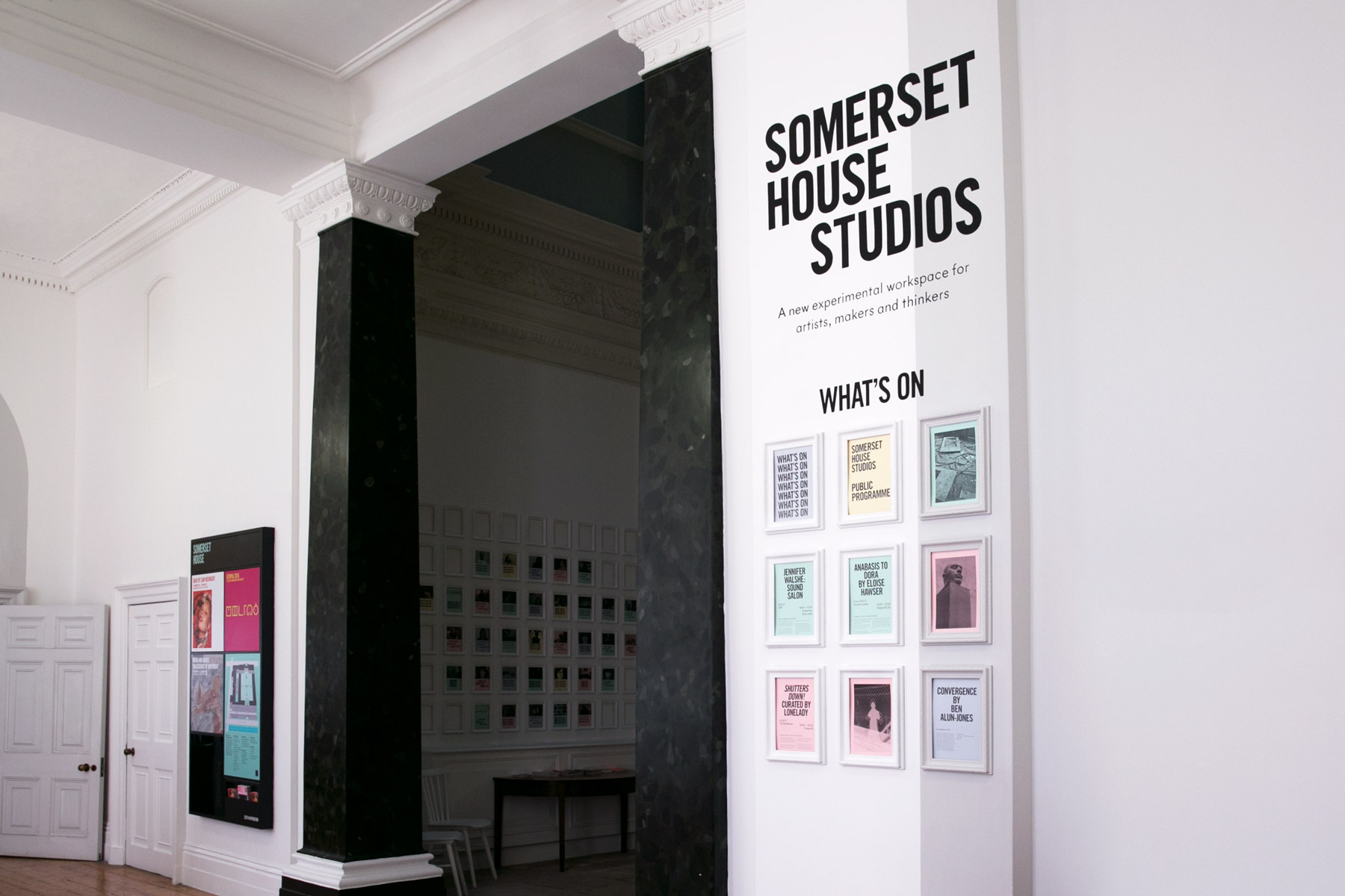 Somerset House Studios – Studio AS-CC