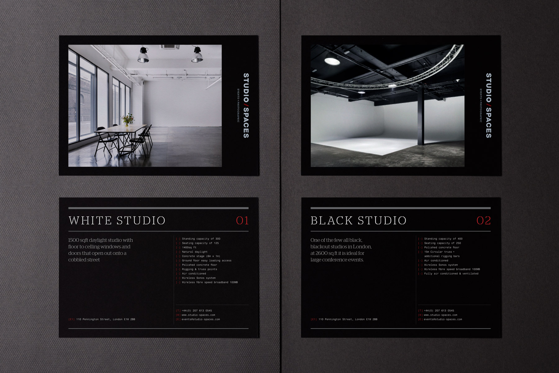 Studio Spaces – Studio AS-CC