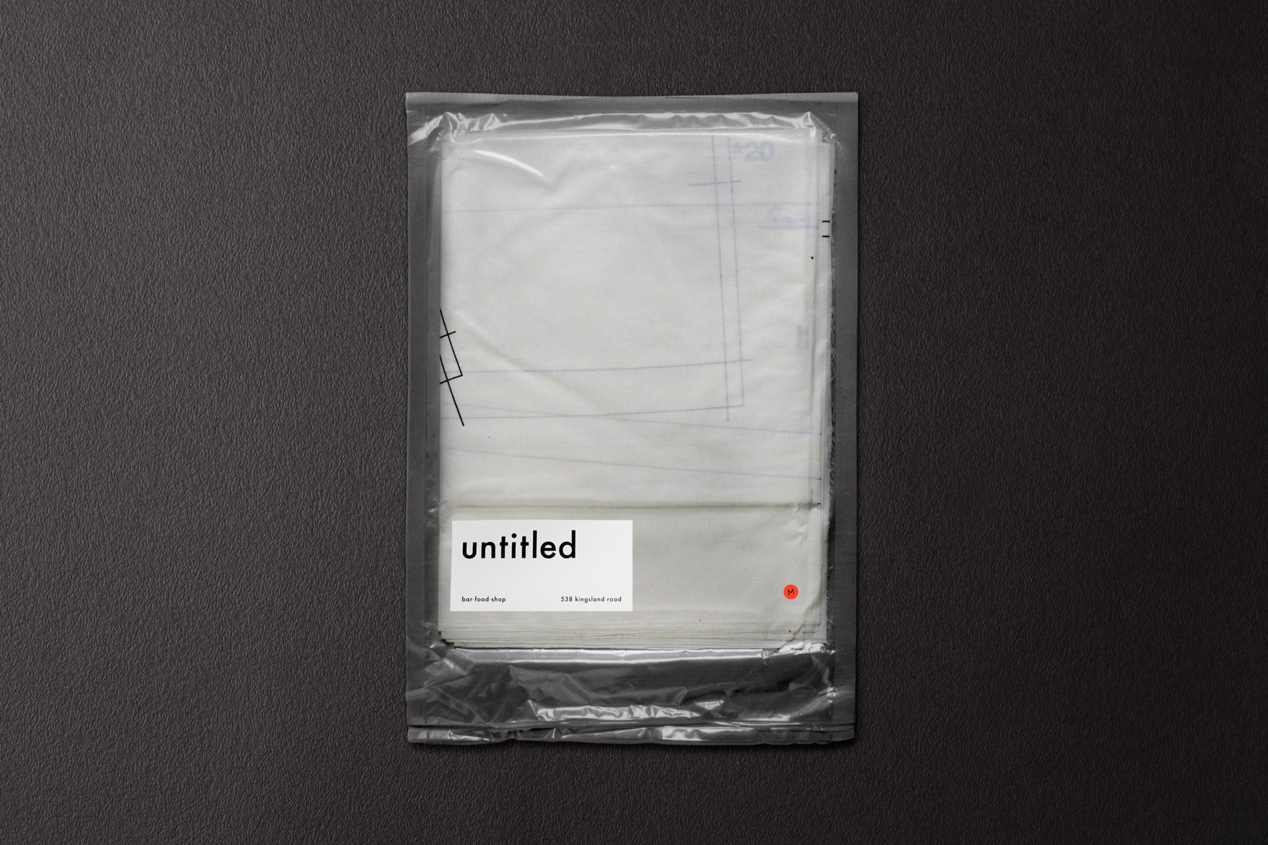 Untitled Bar – Studio AS-CC