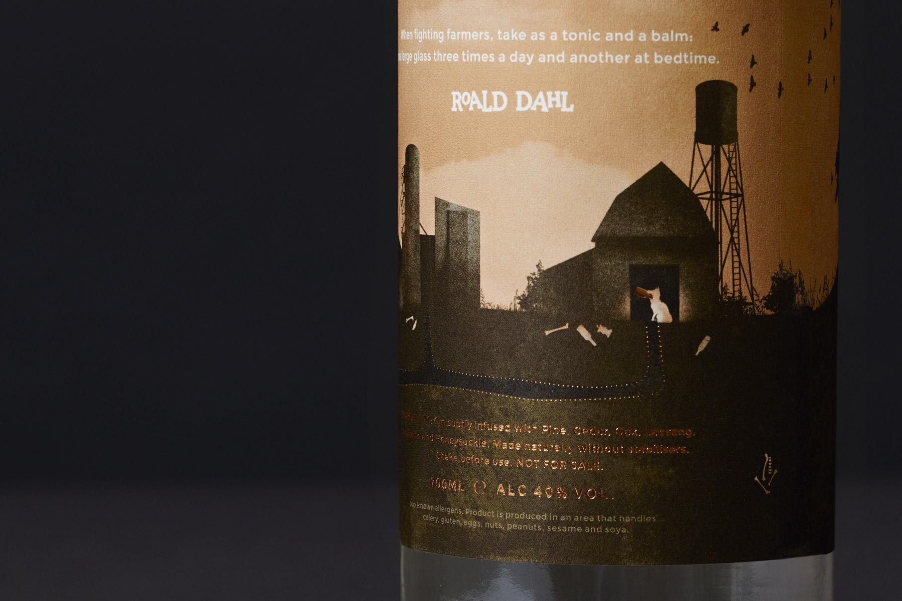 Roald Dahl – Studio AS-CC