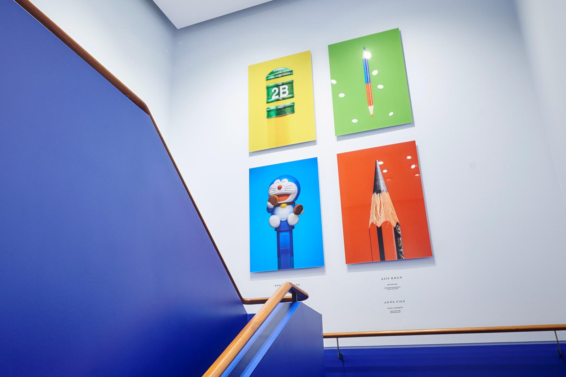 Secret Pencils + Paul Smith – Studio AS-CC
