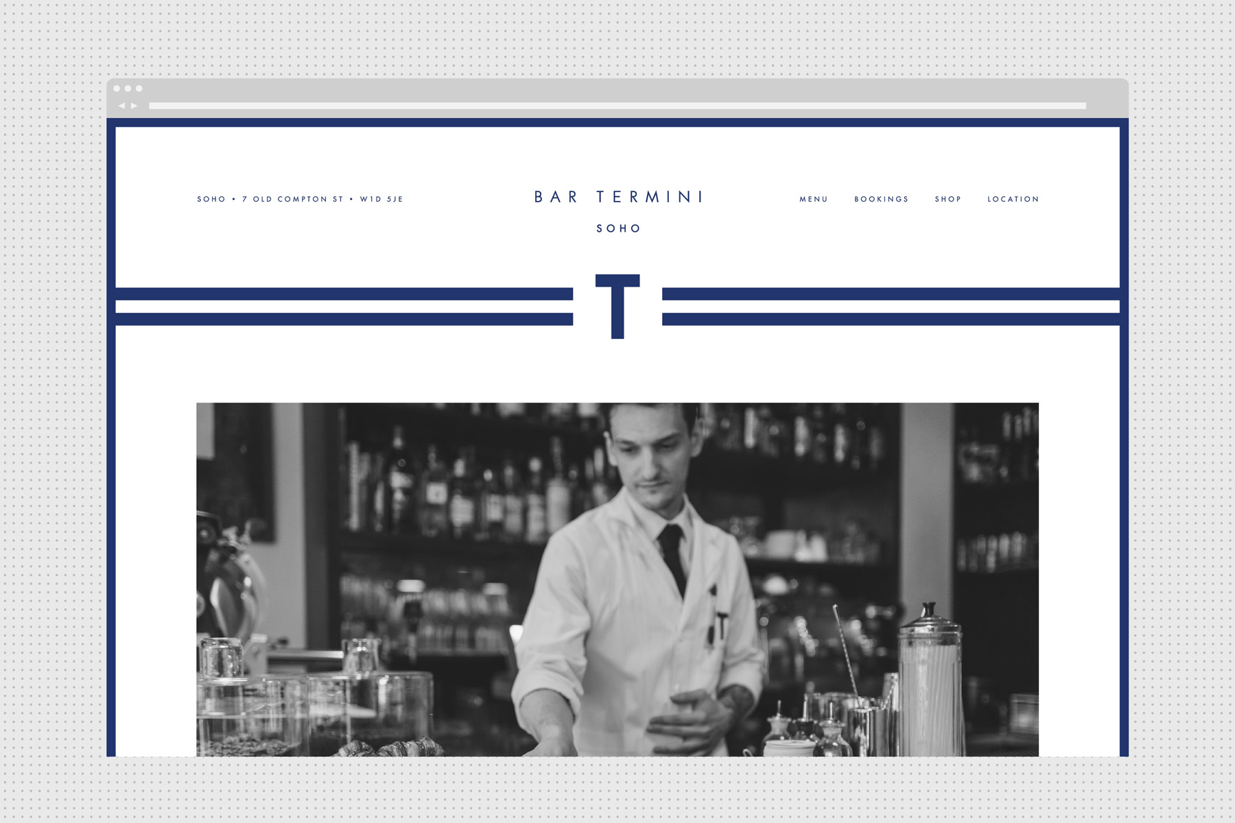 Bar Termini – Studio AS-CC