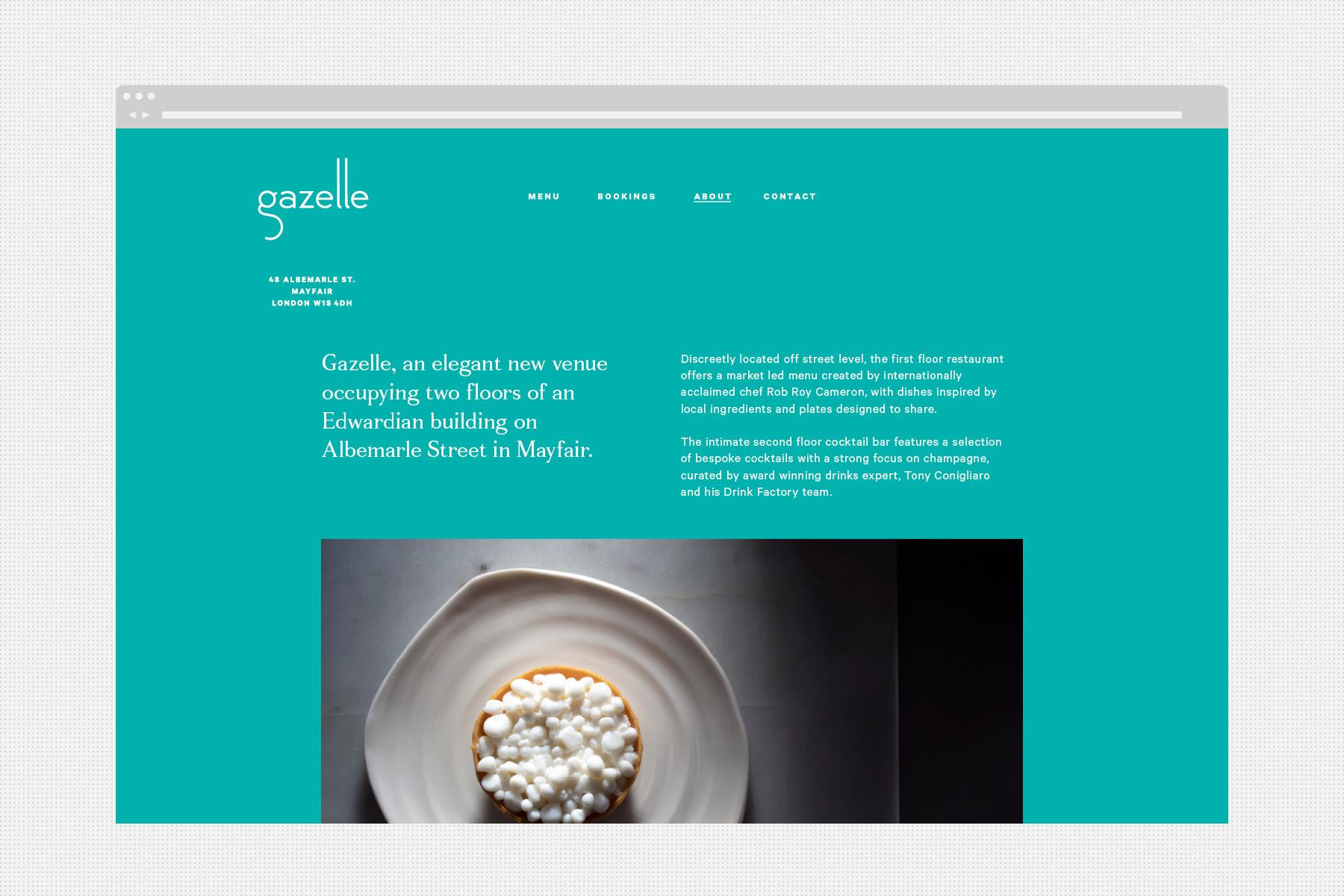 Gazelle Mayfair – Studio AS-CC