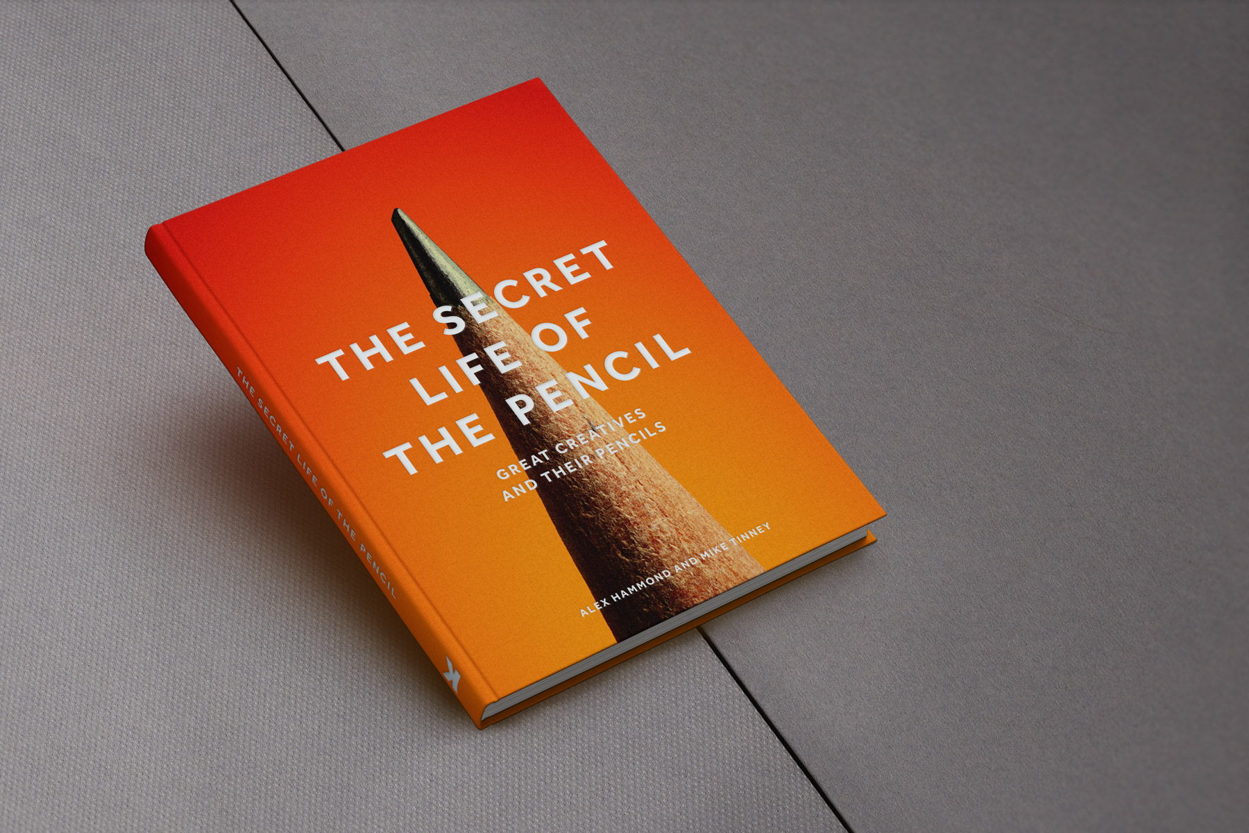 Secret Life of the Pencil Book